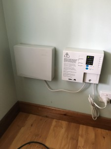 NBN Switch and Battery Backup